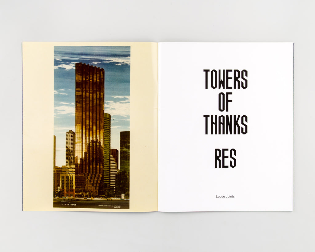 Towers of Thanks by Res - 3
