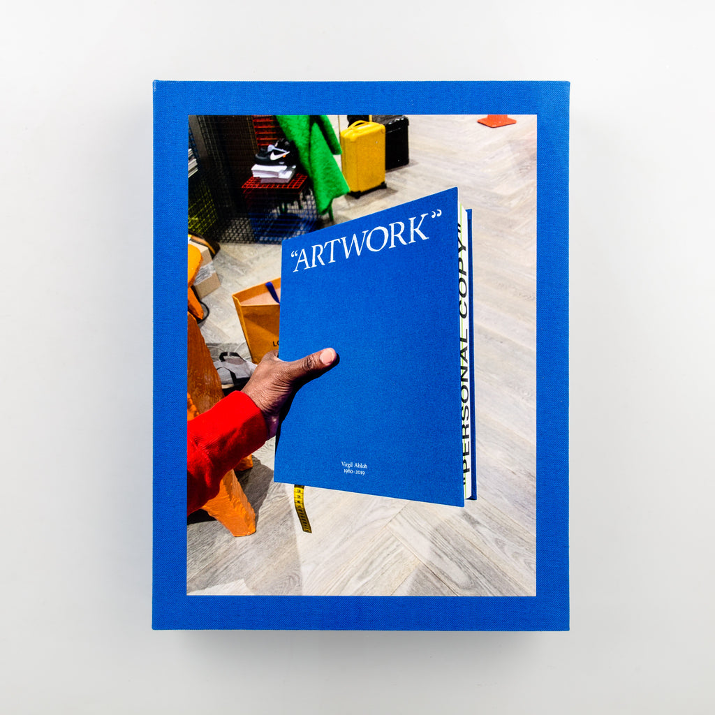 Virgil Abloh Figures of Speech by Petra Collins - Cover