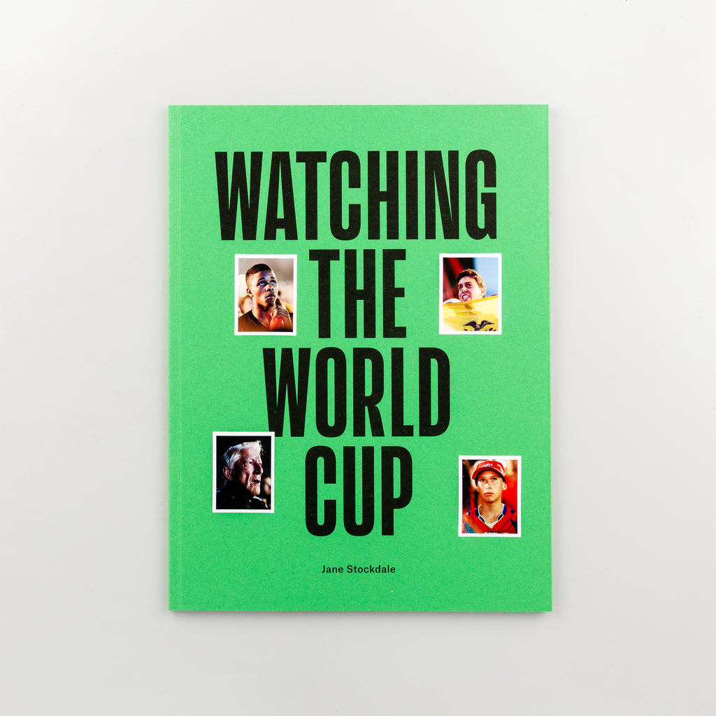 Watching The World Cup by Jane Stockdale - 180