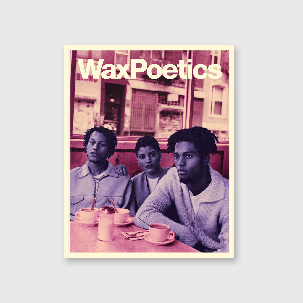 Wax Poetics Magazine 68 - 9