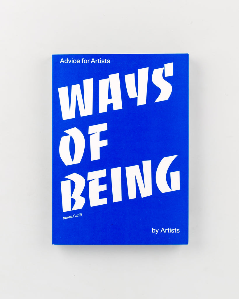 Ways of Being by James Cahill - Cover