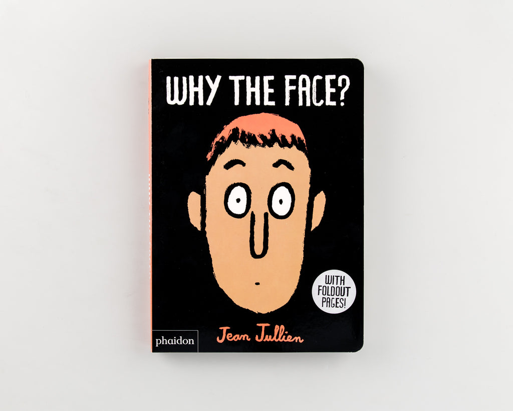 Why The Face? by Jean Jullien - 7
