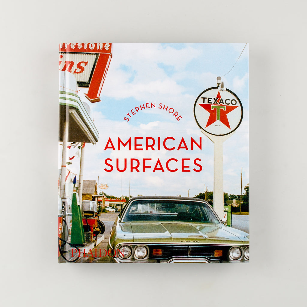 Stephen Shore: American Surfaces by Stephen Shore - 1