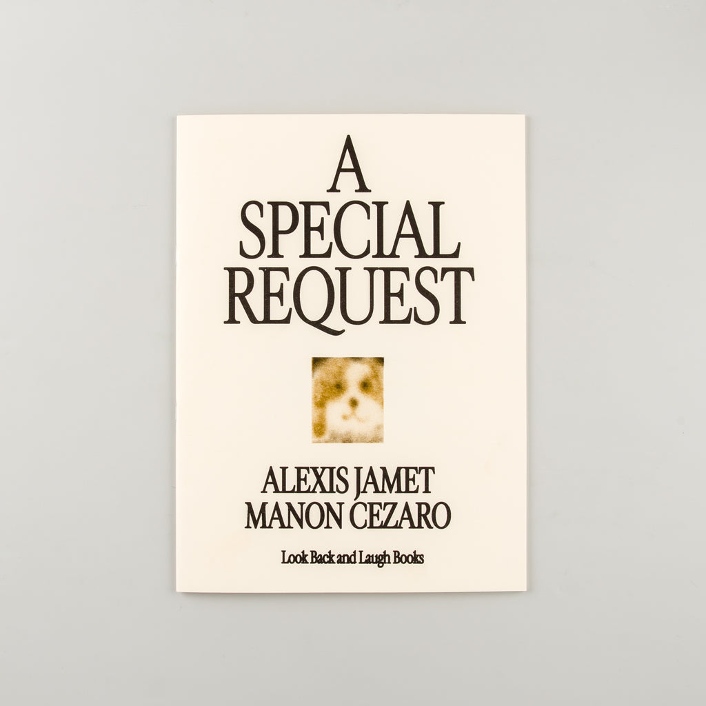 A Special Request by Alexis Jamet & Manon Cezaro - 8
