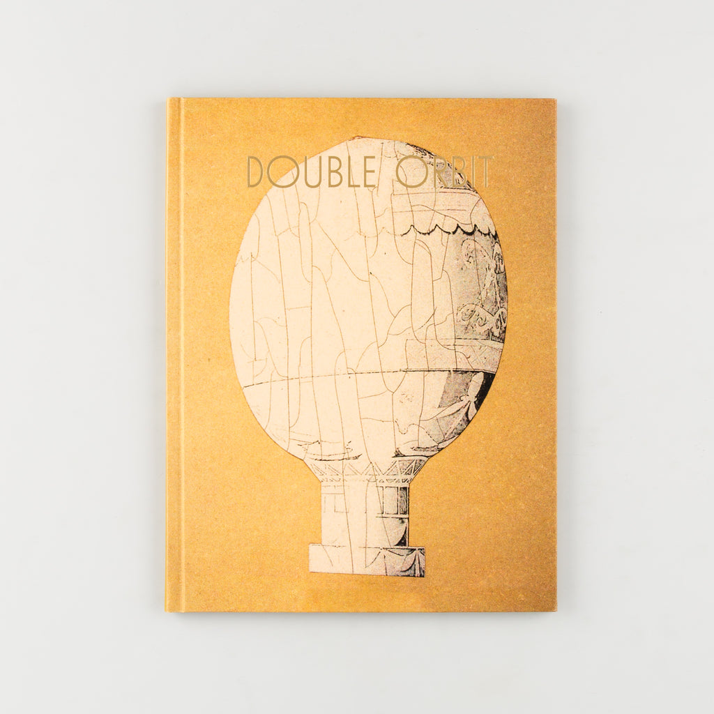Double Orbit by Grégoire Pujade-Lauraine - Cover