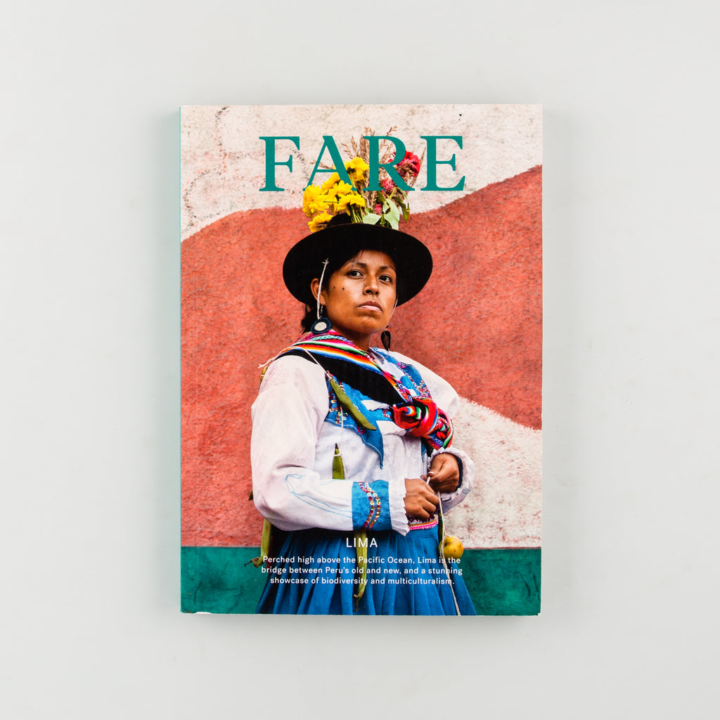 Fare Magazine 8 - Cover