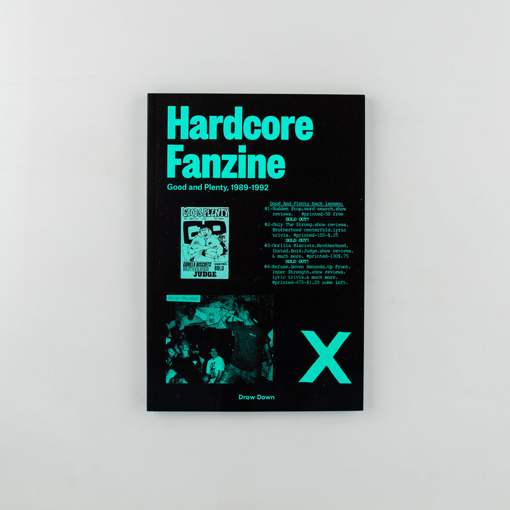 Hardcore Fanzine: Good and Plenty, 1989-1992 by Christopher Sleboda and Kathleen Sleboda - 9