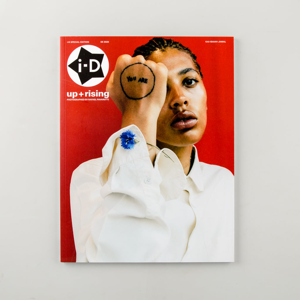 i-D up + rising Zine - 3