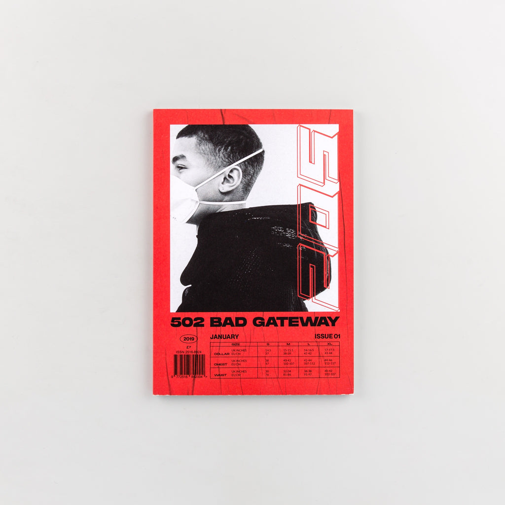 502 Bad Gateway Magazine 1 - 11