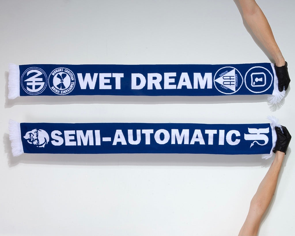 WET DREAM / SEMI AUTOMATIC by Maggie Dunlap & Allan Gardner - 4
