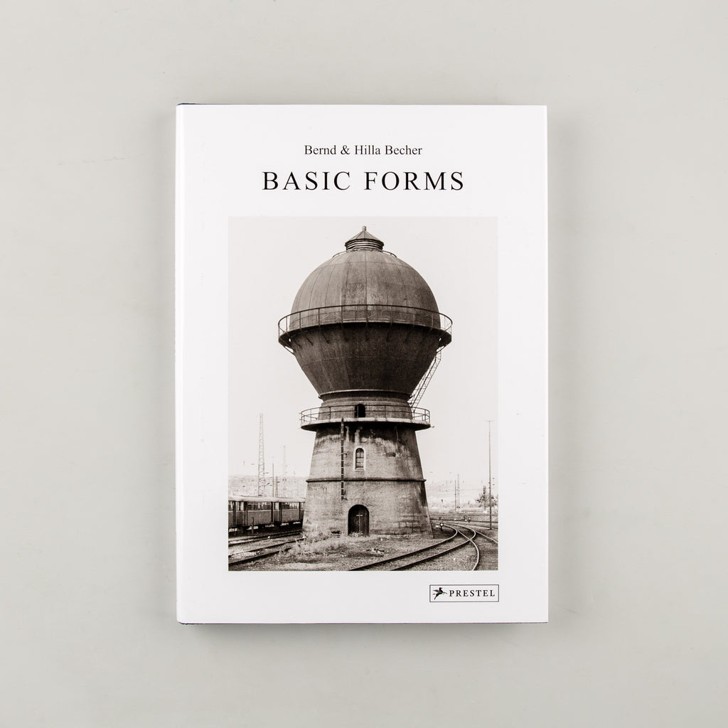 Basic Forms by Bernd & Hilla Becher - 1