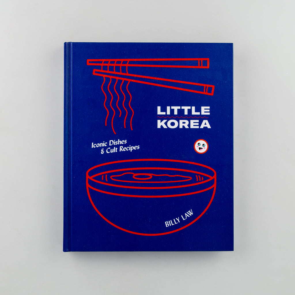 Little Korea by Billy Law - Cover
