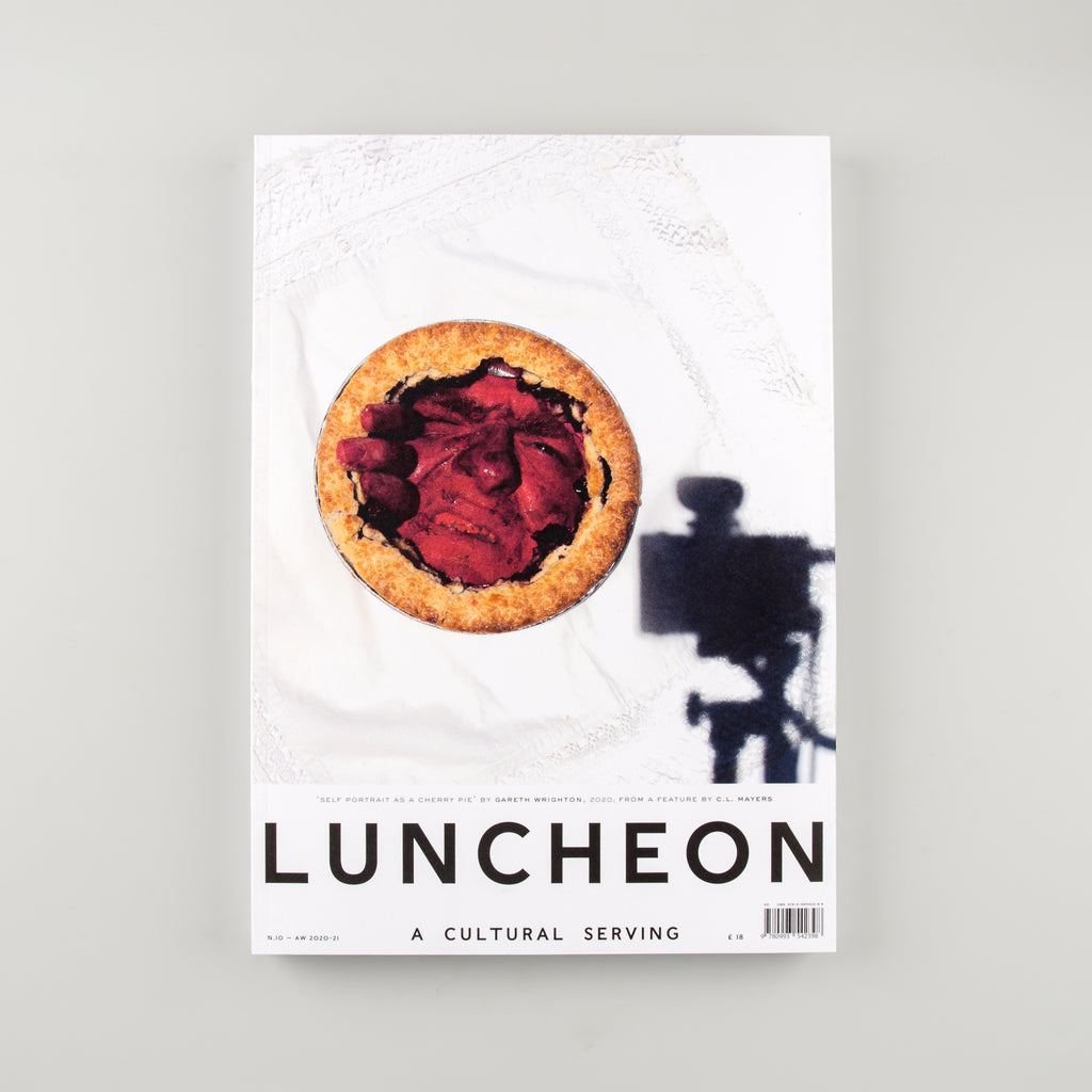 Luncheon Magazine 10 - Cover