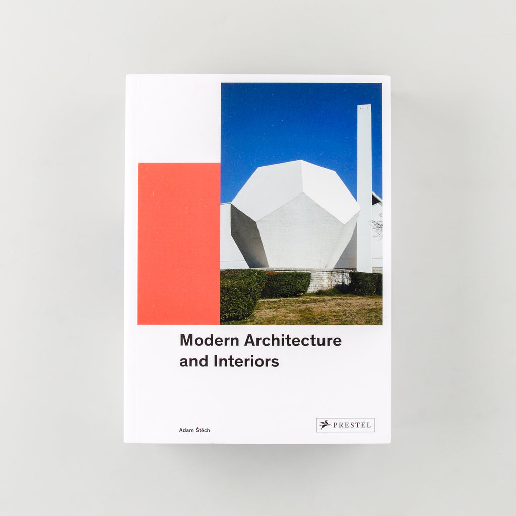 Modern Architecture and Interiors by Adam Štěch - 1