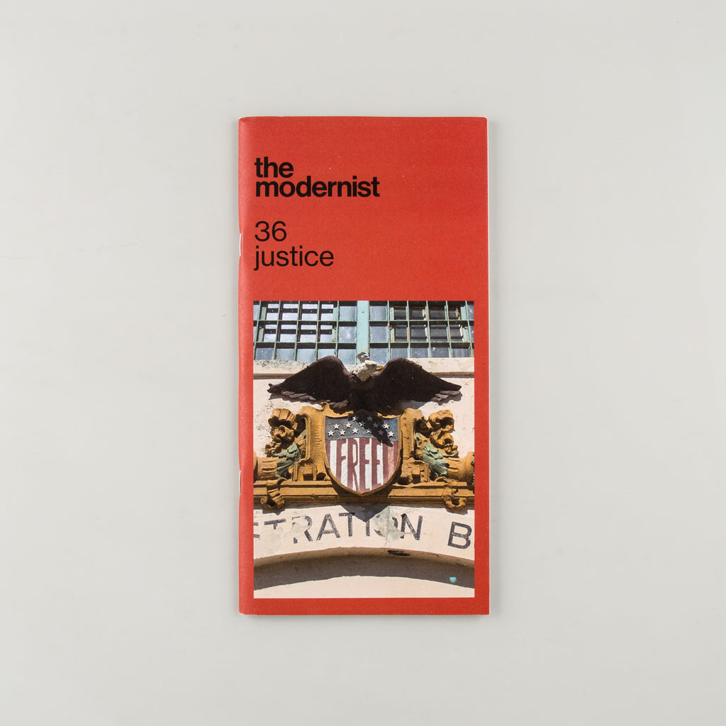 The Modernist Magazine 36 - 3