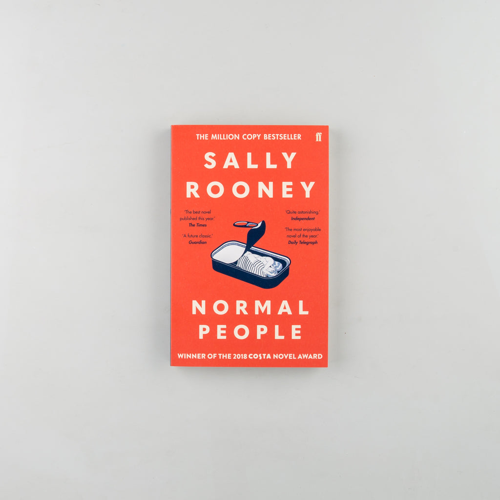 Normal People by Sally Rooney - 1