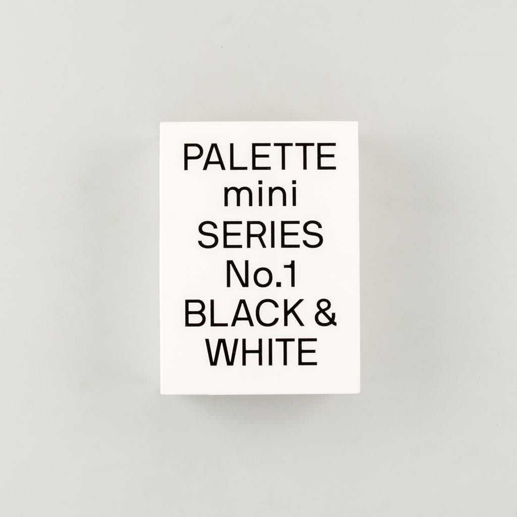 Palette Mini Series 01: Black & White - 1