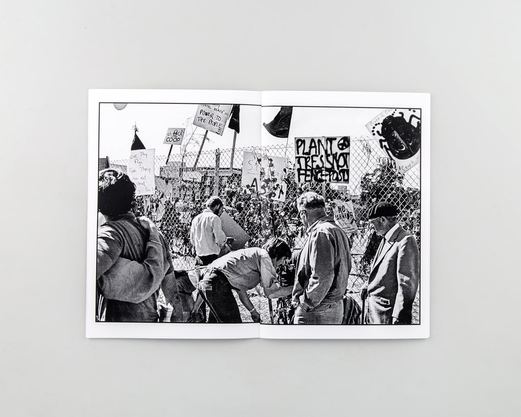 People's Park Berkeley Riots 1969 by Janine Wiedel - Cover