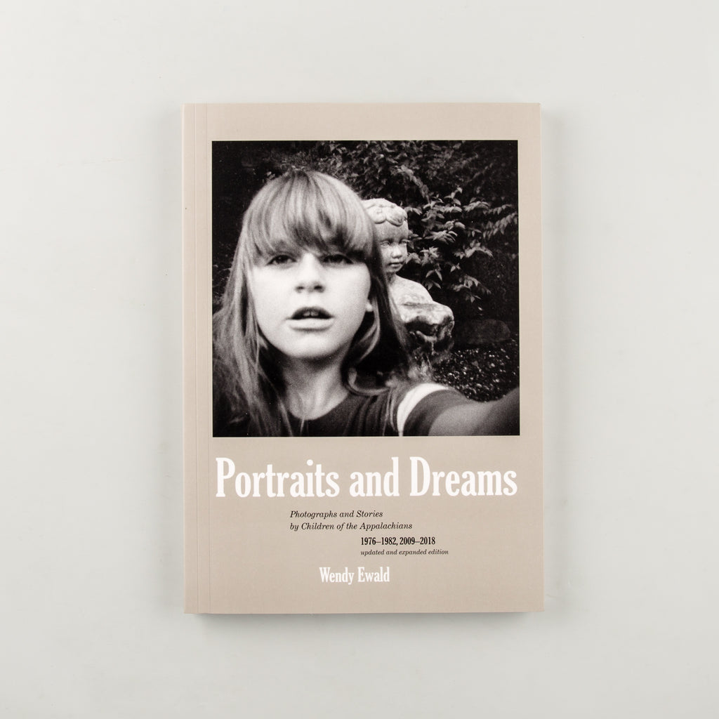 Portraits and Dreams by Wendy Ewald - Cover