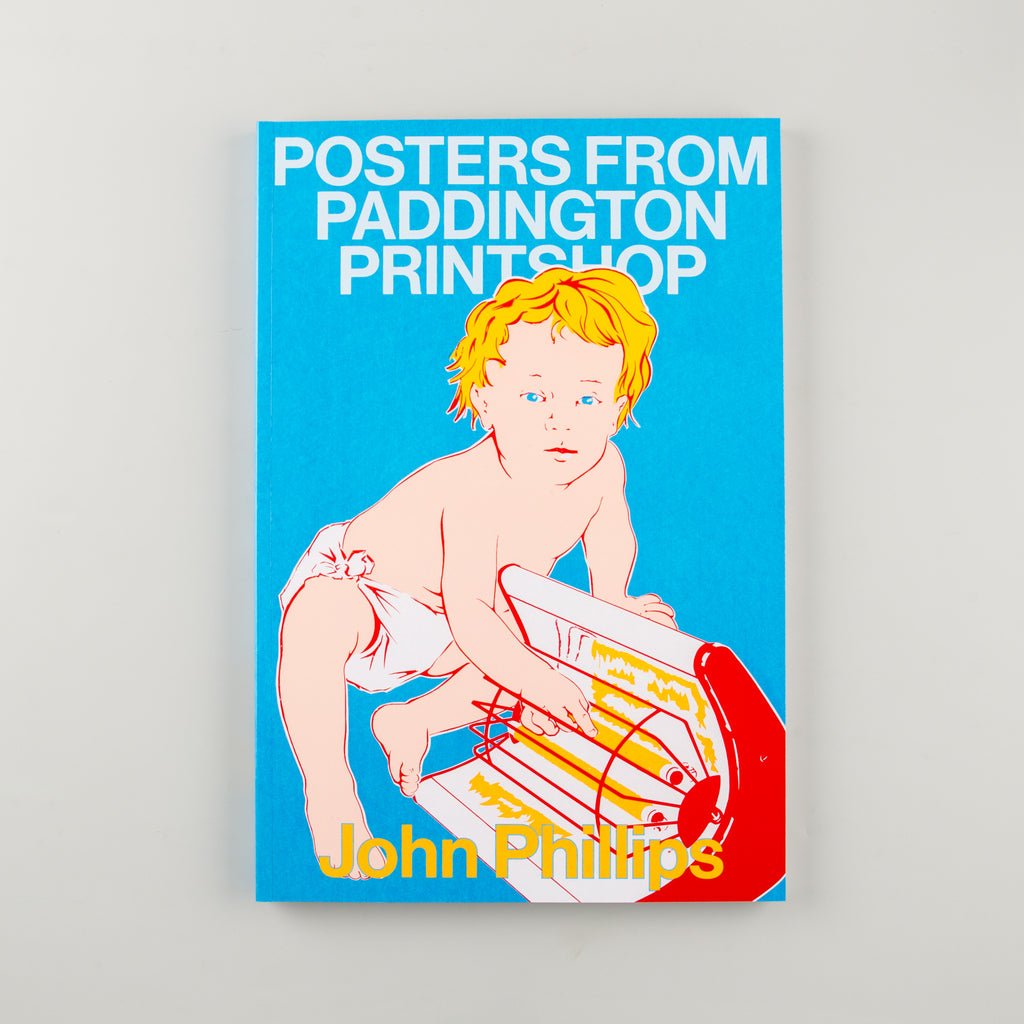 Posters from Paddington Printshop by John Phillips - 1