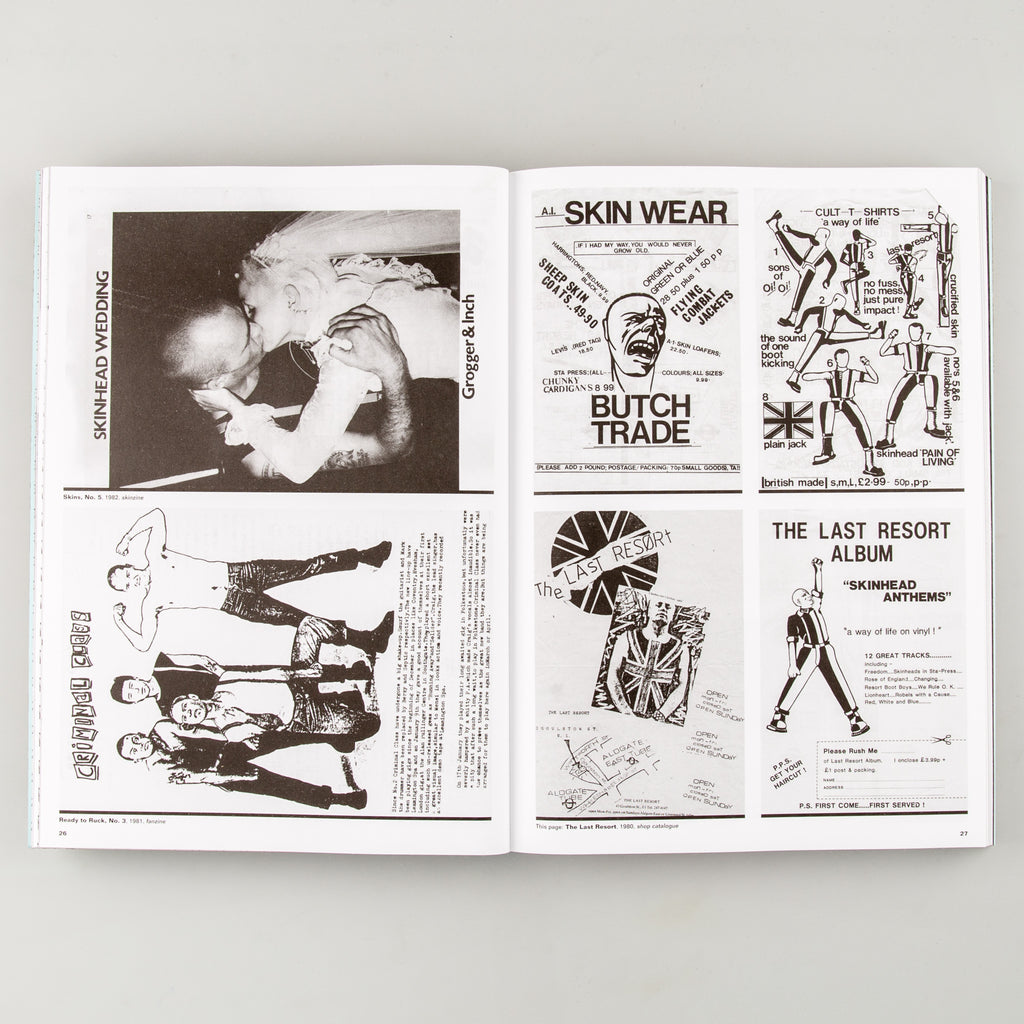 Skinhead: An Archive 2020 Street Edition by The Mott Collection - Cover