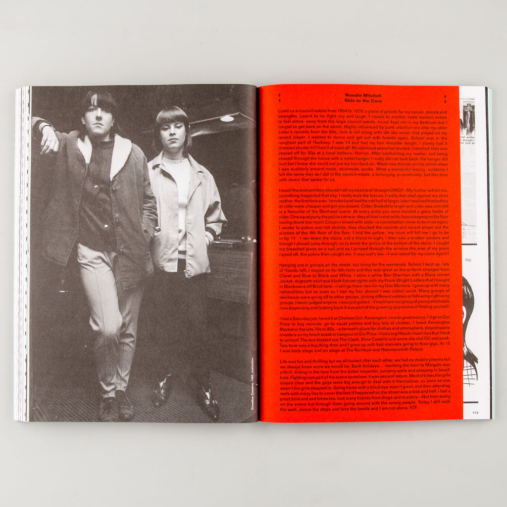 Skinhead: An Archive 2020 Street Edition by The Mott Collection - 8