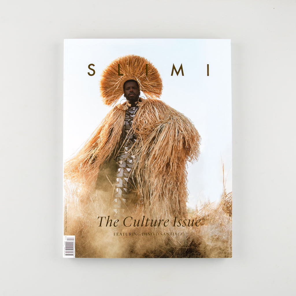 Slimi Magazine 13 - Cover