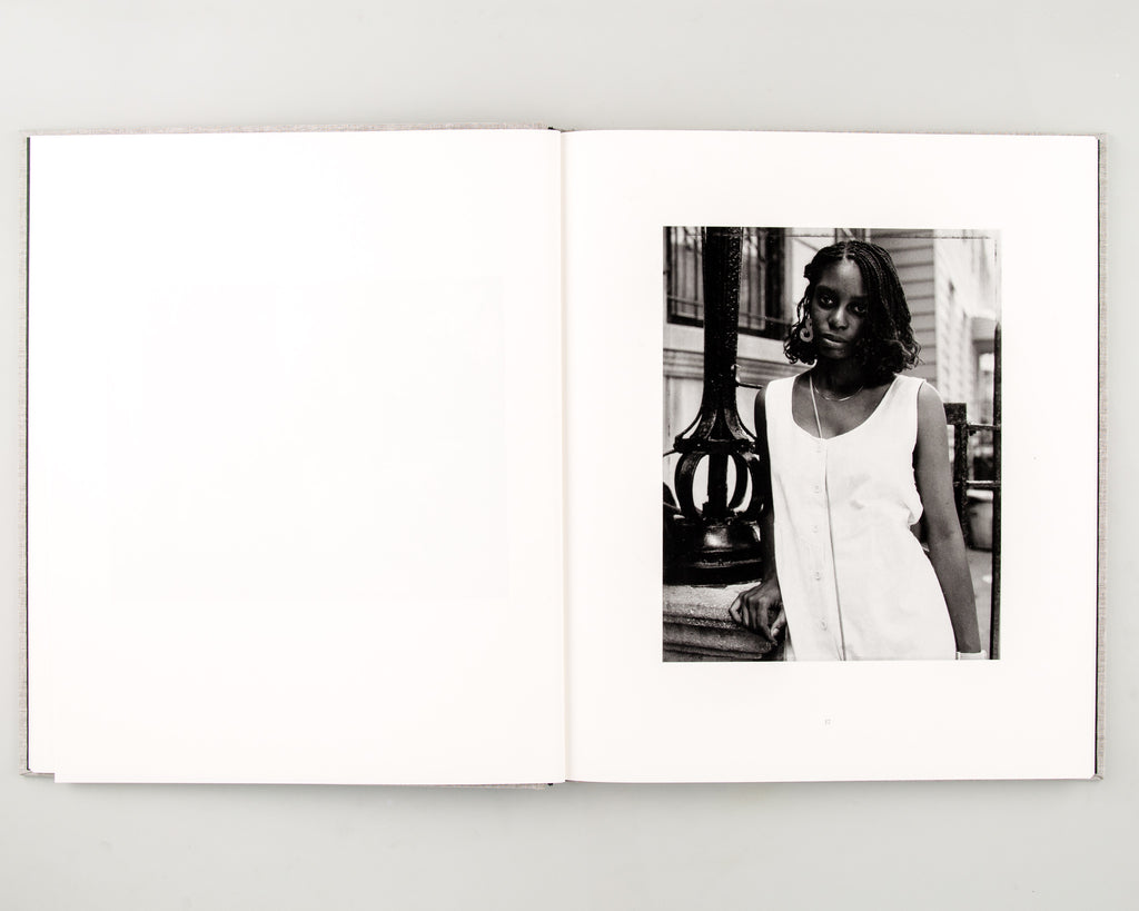 Street Portraits by Dawoud Bey - Cover