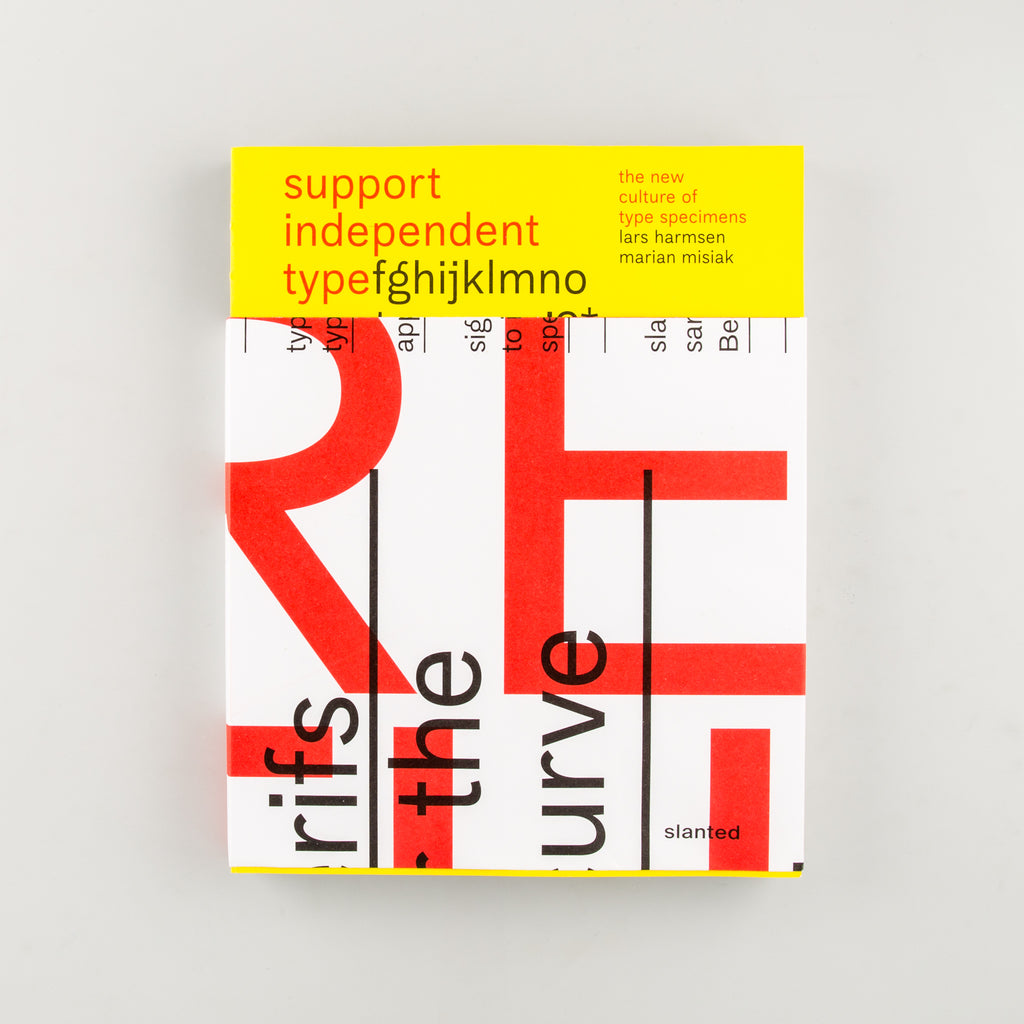 Support Independent Type by Marian Misiak & Lars Harmsen - 1
