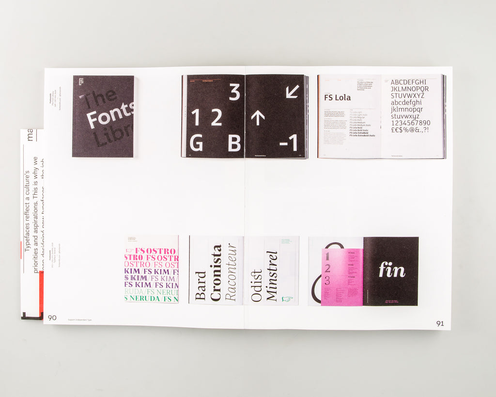 Support Independent Type by Marian Misiak & Lars Harmsen - 3