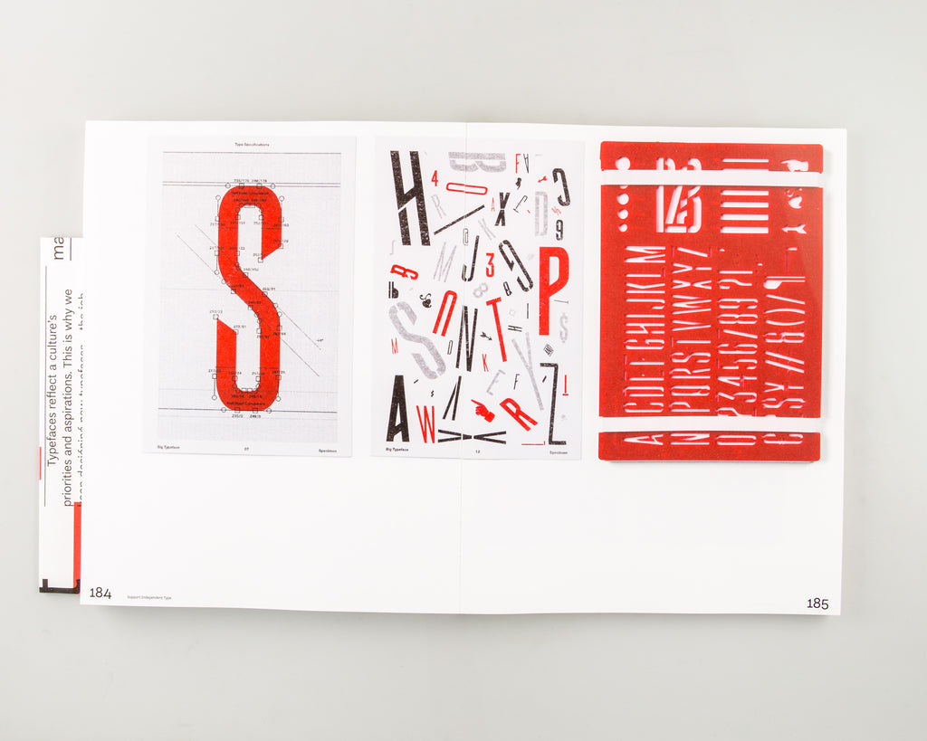 Support Independent Type by Marian Misiak & Lars Harmsen - 6