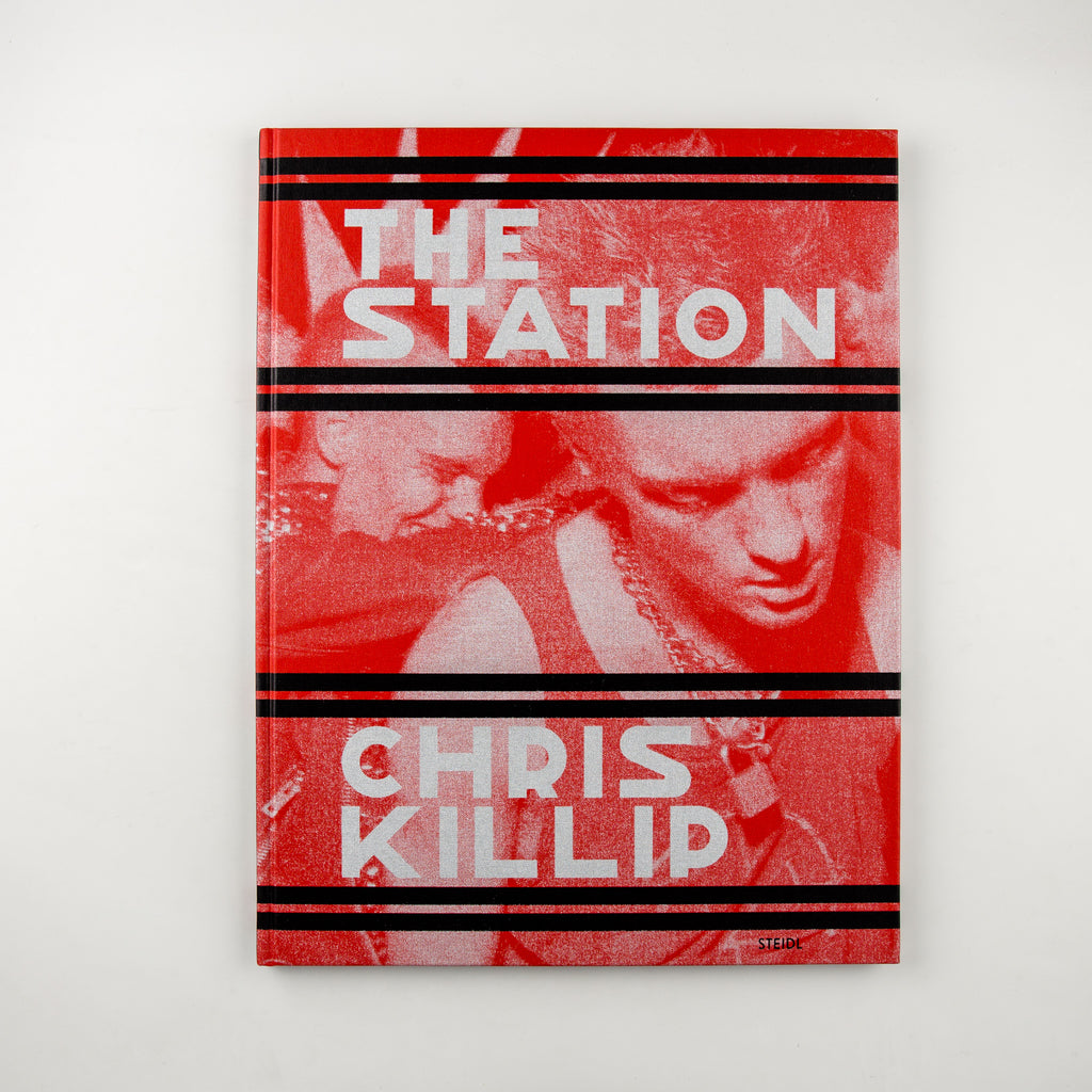 The Station by Chris Killip - 1