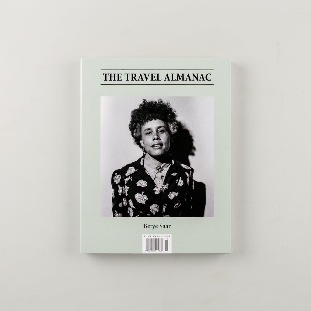 Travel Almanac Magazine 18 - Cover
