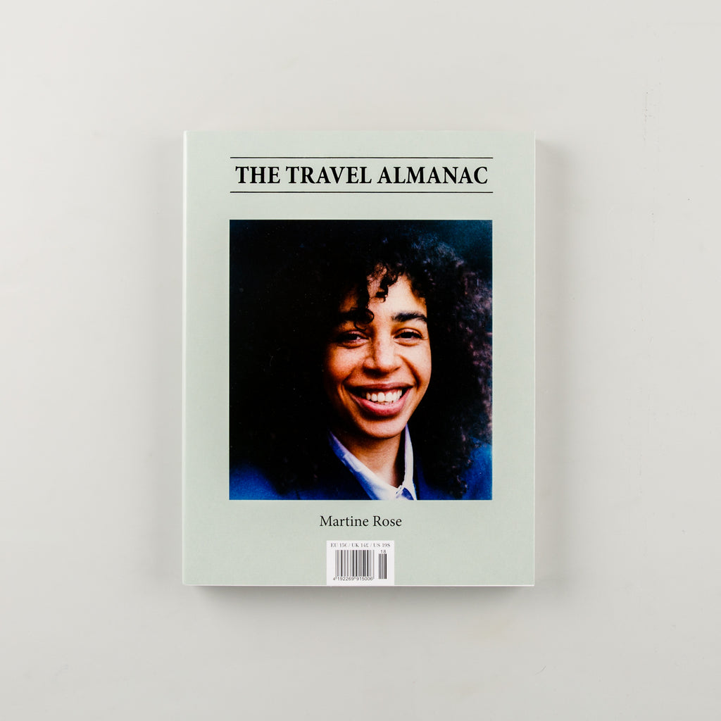 Travel Almanac Magazine 18 - 1