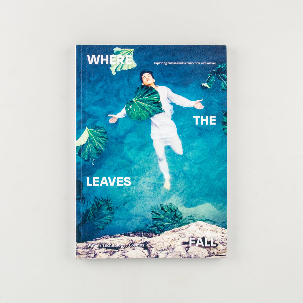 Where The Leaves Fall Magazine 5 - 1