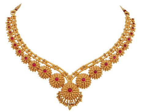 Charming Traditional Necklace1