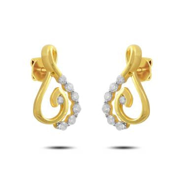 Divine Diamond Earrings