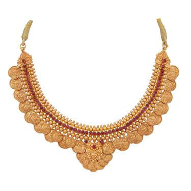 Traditional ensemble Necklace