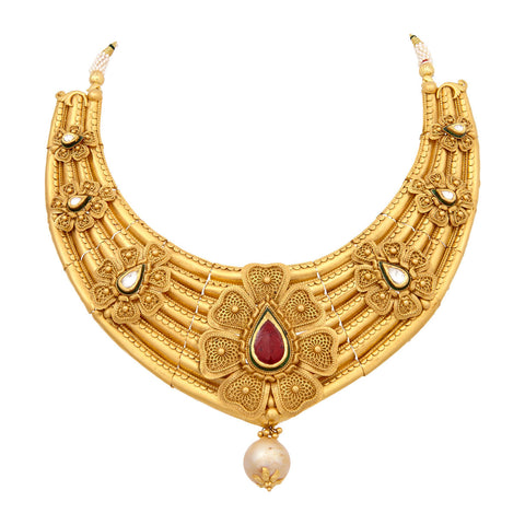 Golden Joyance Necklace