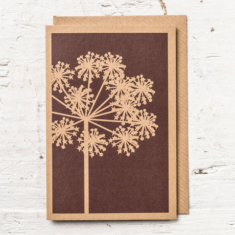 Cowbane Greeting Card