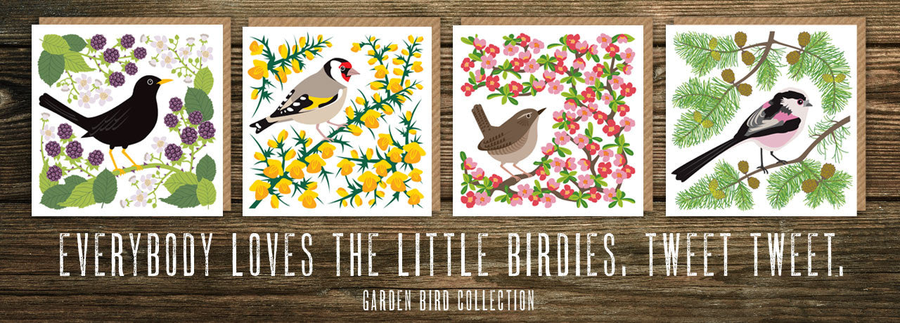 Garden Bird Collection