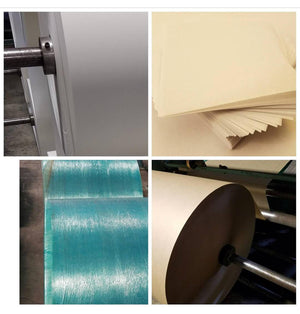 Sheeting and Die Cutting Capabilities