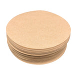 Natural Baking Parchment Paper Rounds (All Sizes Available)