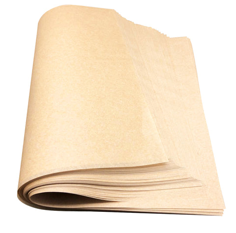 Eco Friendly Natural Baking Parchment Paper Sheets (Various Sizes)