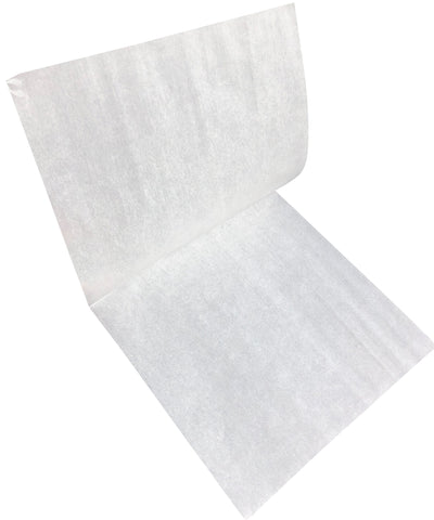 Pre-Folded Silicone Coated Parchment Paper