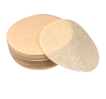 Eco Friendly Natural Baking Parchment Paper Rounds (All Sizes Available)