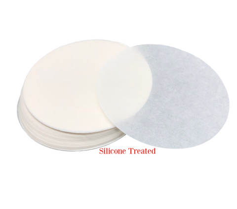 Silicone Coated Baking Parchment Paper Rounds