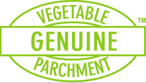 VP Silicone #29 and #37 Genuine Vegetable Parchment (Contact for custom sizes)