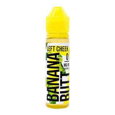 Banana Butt E-Liquid - Left Cheek - 60ml