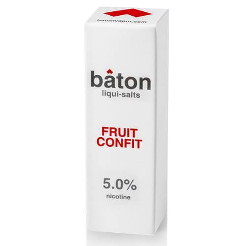 Baton - Fruit Confit eJuice - 10ml